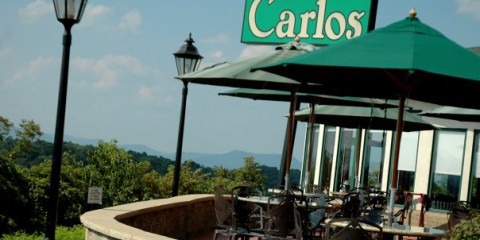 Carlos Brazilian Outdoor Dining