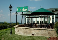 Carlos Brazilian International Cuisine - Outdoor Dining - Roanoke, VA