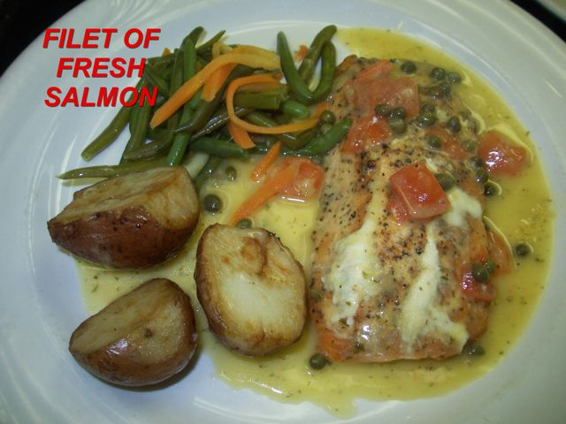 Fresh-filet-salmon