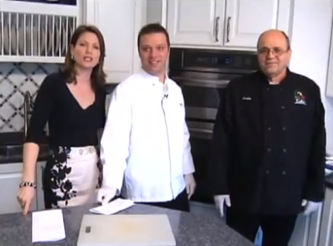 WSLS Daytime Blue Ridge features Carlos and Bobby